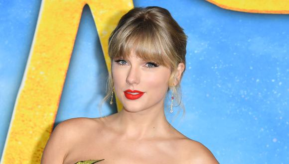 Taylor Swift pospone todos sus conciertos hasta 2021 por el coronavirus. (Foto: AFP)