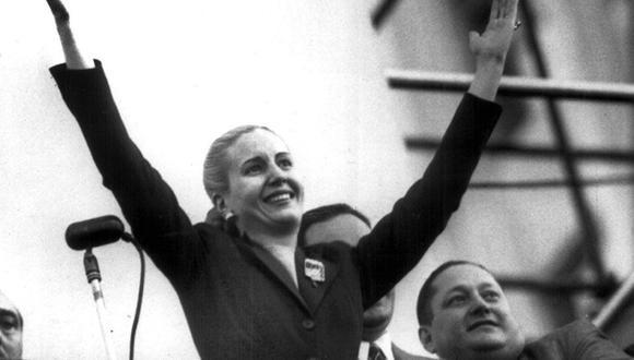 Así ocurrió: en 1919 nace la primera dama argentina Eva Perón