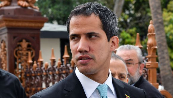 "Venezuela: Juan Guaidó convoca a ola de manifestaciones ""definitivas"". (AFP)."