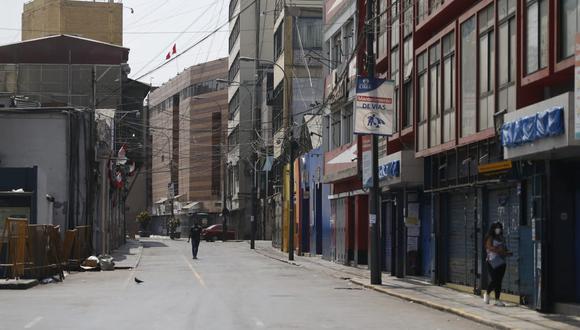 Lima afronta una cuarentena focalizada desde el 31 de enero hasta el 14 de febrero. (GEC)