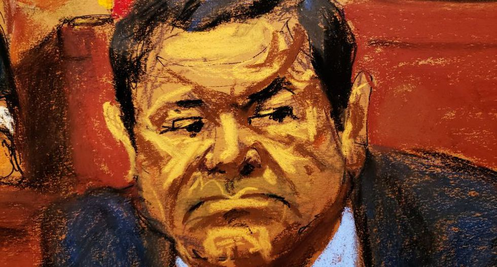 """Defensa de """"El Chapo"""" solo presenta un testigo en el final del juicio. (Reuters)"""