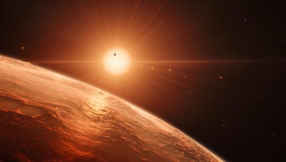 Para el experto peruano Avid Román, si no se supera el obstáculo de la velocidad del viaje no se puede pensar en salir de nuestro sistema solar. La NASA anunció el hallazgo de un nuevo sistema estelar a 40 años luz de distanci