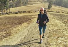 Conoce a Saida Meneses, la actual atleta con el récord nacional en 5K