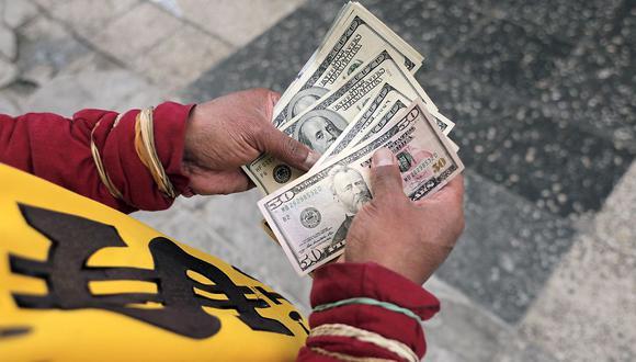 Tipo de cambio abre a la baja el viernes. (Foto: GEC)