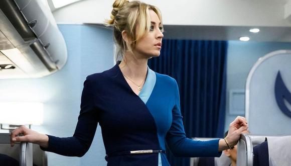 """The Flight Attendant"" está disponible en HBO Max. (Foto: HBO Max)"