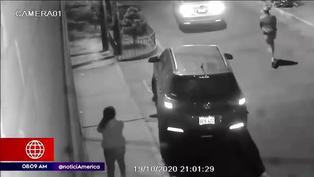 Delincuentes armados roban camioneta a una mujer en Salamanca