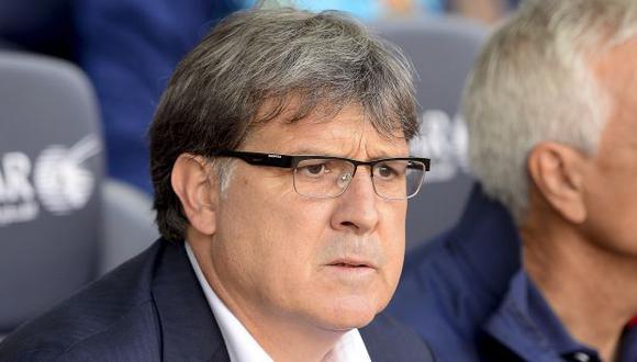 Gerardo Martino fue entrenador del Barcelona en la temporada 2013-14. (Foto: AFP)