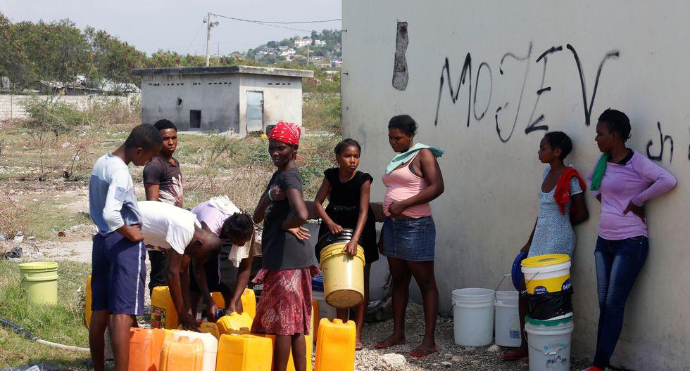 Haití confirmó su primera muerte por coronavirus. (REUTERS/Jeanty Junior Augustin).