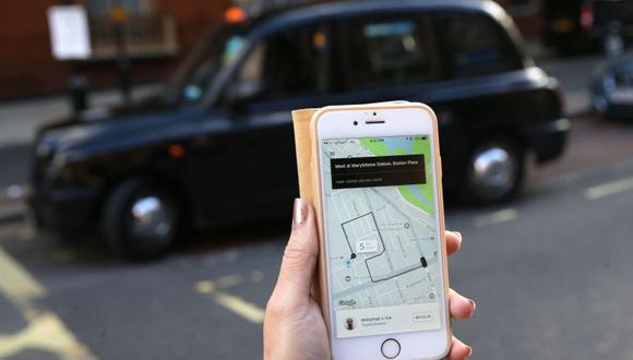 Detienen a conductor de Uber que intentó robar casa de sus clientes. (Foto: AFP)
