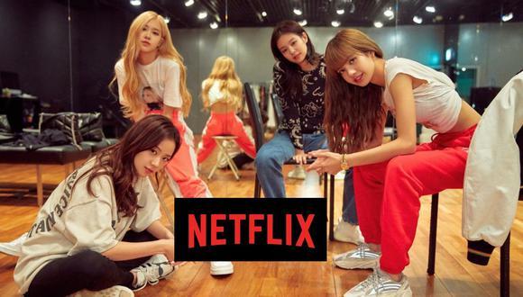 El documental de BLACKPINK es una de las novedades del día en Netflix (Foto: Netflix)