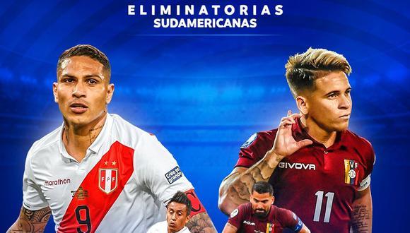 Perú vs Venezuela EN VIVO a qué hora juegan y dónde ver el partido de las  Eliminatorias Qatar 2022 | Horario, dónde ver y canales TV | Cómo va la  tabla de