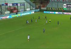Arsenal vs. Talleres: Juan Manuel García anotó el 1-1 tras una mala salida del arquero | VIDEO