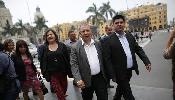 El Frente Amplio se mostró a favor de una investigación contra el presidente Martín Vizcarra, pero siguiendo el debido proceso. (Foto: GEC)