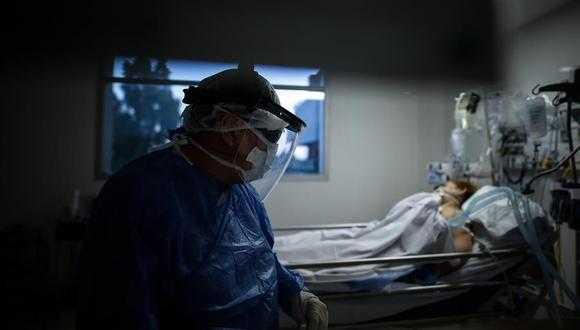 Uruguay registra 3.380 casos nuevos de coronavirus y alcanza nuevo récord. (Foto: EFE/Juan Ignacio Roncoroni).