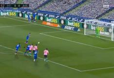 Barcelona vs. Getafe EN VIVO: Mata abrió el marcador a favor de los 'Azulones' por la Liga española - VIDEO
