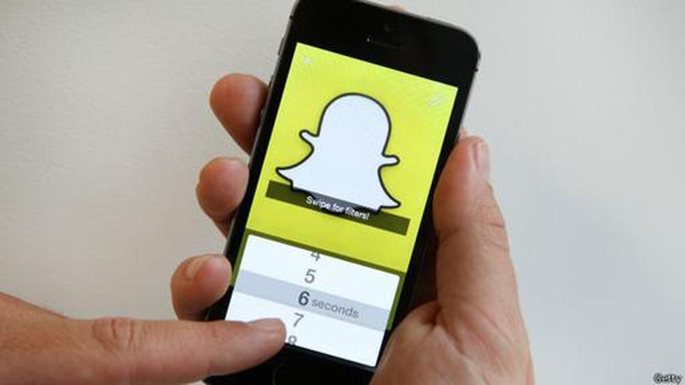 ¿Cómo se filtraron las fotos de Snapchat? - 1
