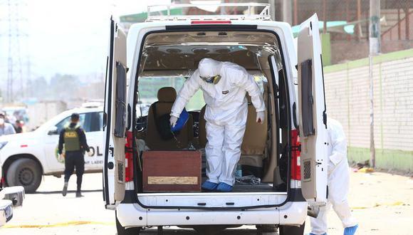Transfieren más de S/ 6 millones para servicios funerarios de personas que fallecieron por sospecha o diagnóstico de coronavirus. (Foto: Hugo Curotto/ GEC)