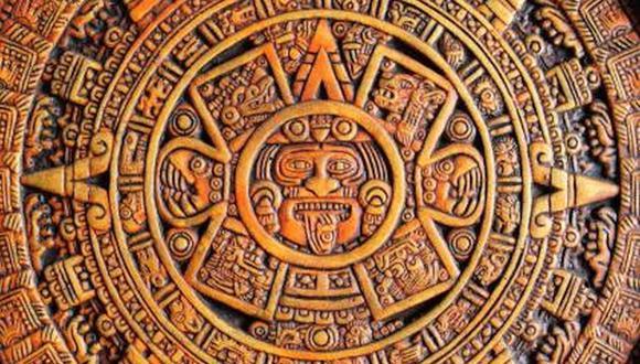 Este horóscopo fue elaborado matemáticamente de acuerdo al cálculo del tiempo, tal como se puede apreciar en su famoso calendario (Foto: GEC)