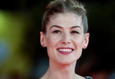 """Golden Globes: otros filmes de Rosamund Pike, actriz de """"Descuida, yo te cuido"""", nominada a Mejor actriz de comedia"""