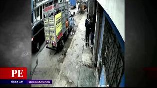 SJM: Vecino ataca con piedras a ladrones para evitar asalto