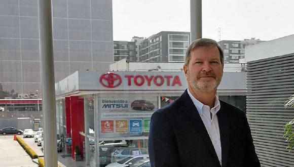 Bernd Grahammer, gerente general de Mitsui Automotriz, señala que  hay una enorme oportunidad en el merado de seminuevos y que  los concesionarios aún no han logrado desarrollar. La empresa tiene como meta duplicar este negocio en 2021. (Foto: Difusión)