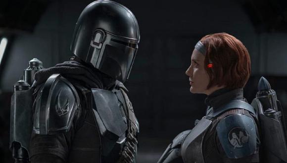"""¿Mando quedará atrapado en una guerra civil en la tercera temporada de """"The Mandalorian""""? (Foto: Disney+)"""