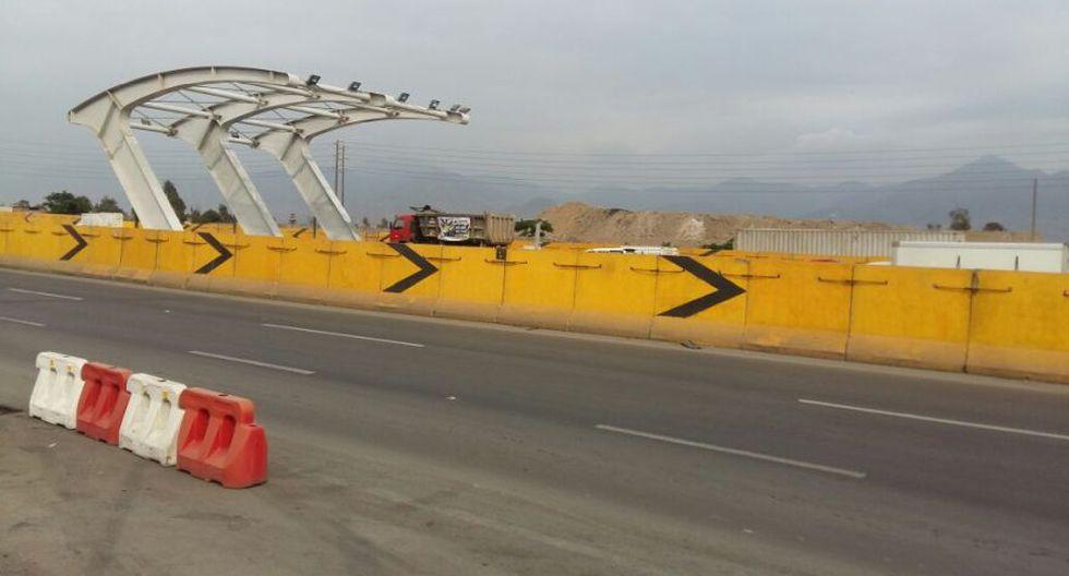 Peaje en Puente Piedra: Retiran casetas ante nueva marcha - 2