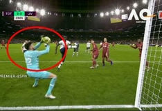 Gazzaniga inmenso: la impresionante atajada del argentino que evitó el gol de Van Dijk [VIDEO]