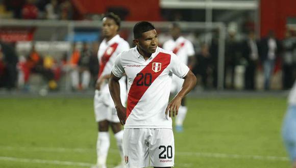 Edison Flores confirmó un acercamiento de Sporting Cristal. (Foto: GEC)