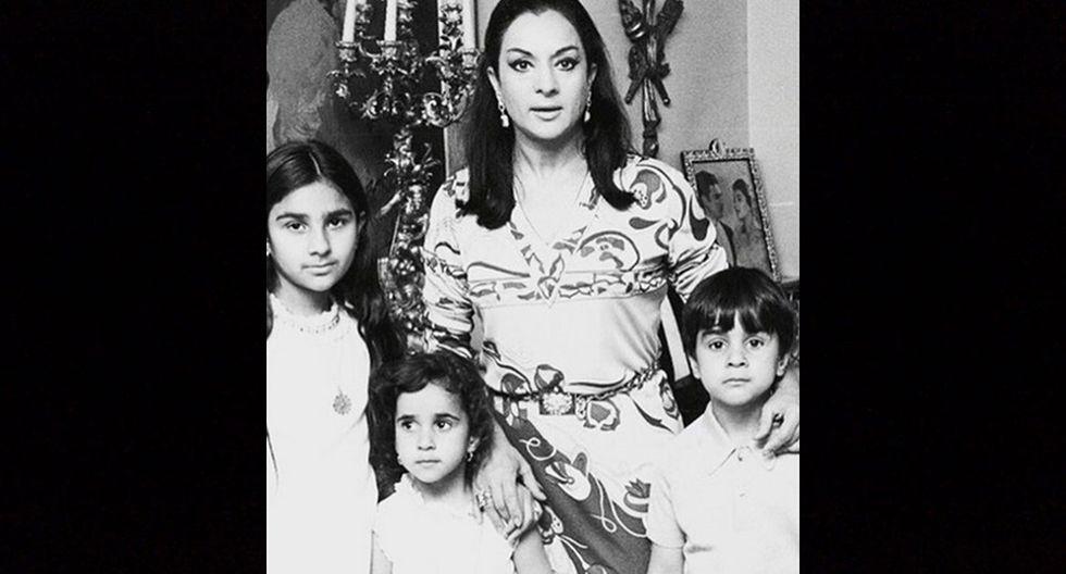 Lejos de la popularidad que ahora le sonríe a Alba, la familia Flores ha atravesado a lo largo de los últimos años alegrías y penas tan grandes como la muerte de su matriarca Lola y Antonio, dos pérdidas que en mayo de 1995 significaron un duro golpe para el clan de artistas.