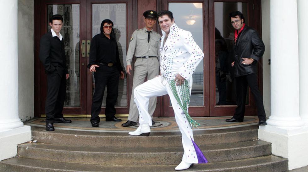 Festival en honor a Elvis Presley se realizará en Gales - 2