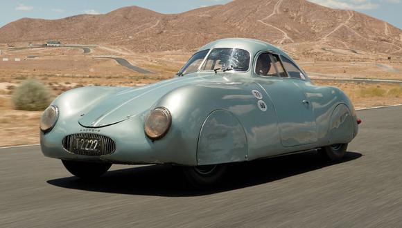 Un confuso incidente casi convierte a un Porsche de 1939 en uno de los autos clásicos más caros de la historia. (Foto: rmsothebys.com)