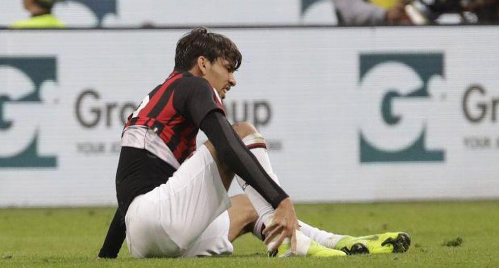 Lucas Paquetá salió lastimado del último encuentro. (Foto: AP)