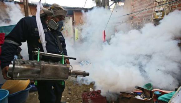 Piura: se inicia campaña de fumigación masiva contra el dengue