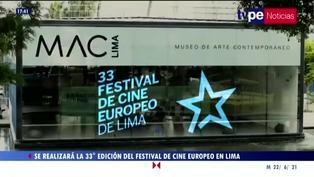 Hoy se inaugura edición 33 del Festival de Cine Europeo de Lima
