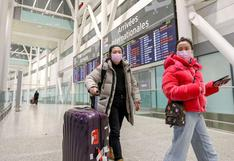 "Canadá reporta su primer ""presunto"" caso de nuevo coronovirus"