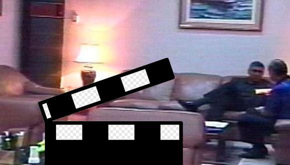 El vladivideo Kouri-Montesinos fue el primero de toda una serie que terminó por derrumbar el régimen fujimontesinista. Fue presentado un 14 de setiembre del 2000.