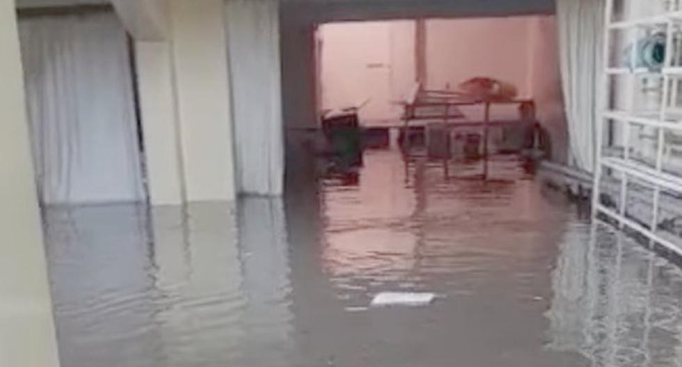 Mexico: 16 patients die in an IMSS hospital flooded by rains