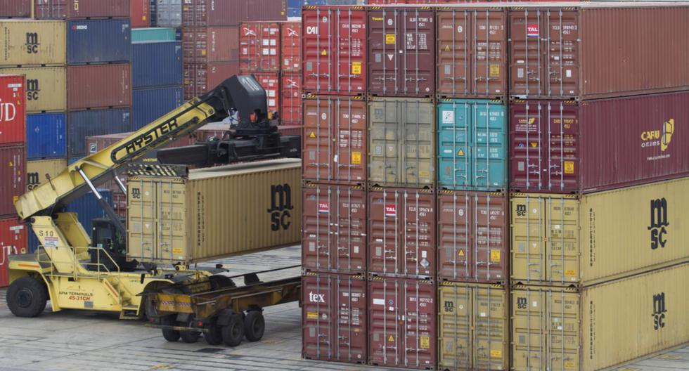 Los problemas relacionados a la congestión ya experimentada anteriormente en el Puerto del Callao se incrementaron con más fuerza. (Foto: GEC)