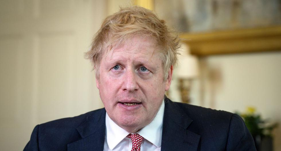 Al jefe del gobierno inglés se le vio con energía después de varias semanas de ausencia para recuperarse de la enfermedad. (Archivo/Pippa FOWLES/ AFP)