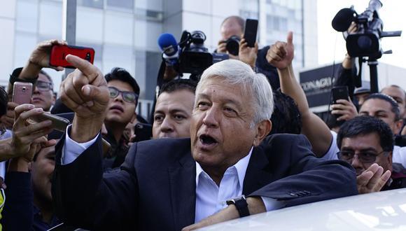 """Elecciones en México 2018: AMLO, el izquierdista """"tenaz"""" que promete un giro """"radical"""" en México. (Reuters)."""