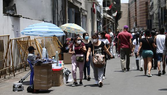 Las actividades se van normalizando en el Perú conforme descienden las cifras del COVID-19 sobre decesos y muertos. (GEC)