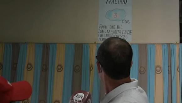 25 personas lo dejaron todo para confinarse en una casa a la espera del fin del mundo, en Colombia. (Foto: captura YouTube El Heraldo)