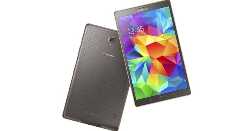 Evaluamos la Galaxy Tab S2