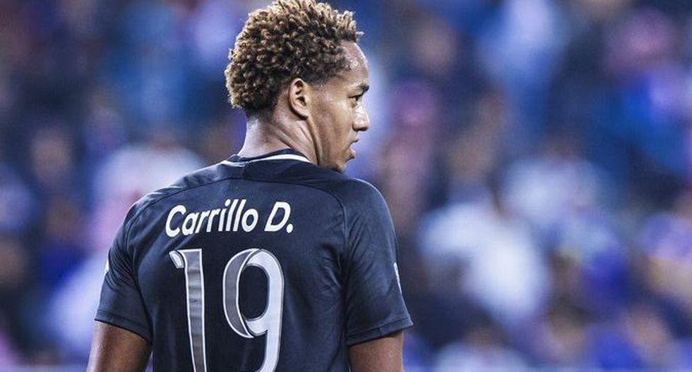 André Carrillo llegó cedido a Al-Hilal procedente del Benfica. (Foto: Agencias)