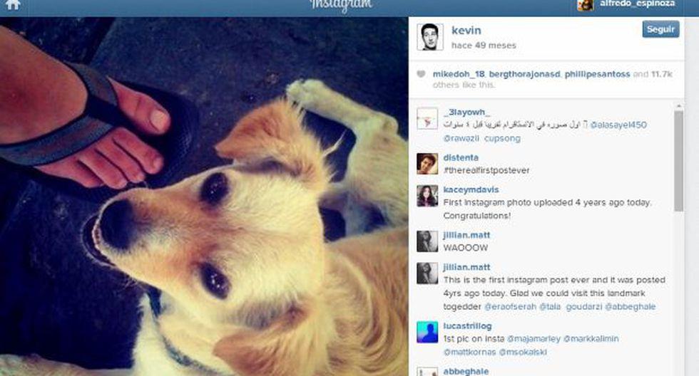 La primera foto publicada en Instagram y 20 datos de esta app