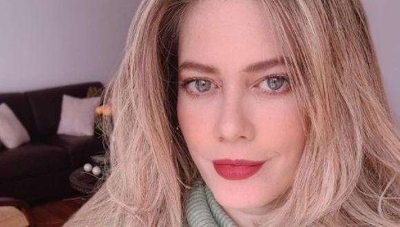 """Lorna Cepeda, la recordada """"Peliteñida"""", nunca quiso estar a la sombra de su hermana Angie.  (Foto: Instagram / Lorna Cepeda)"""