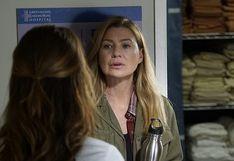 """""""Grey's Anatomy"""" 16x04: las consecuencias de las palabras de Meredith y un embarazo inesperado marcan el capítulo 4 de la temporada 16"""