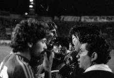 Diego Armando Maradona: el día en que le reclamó a Bilardo por qué no llevó a Gareca al Mundial