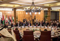 """La Liga Árabe rechaza el """"acuerdo del siglo"""" de Trump para el Medio Oriente"""